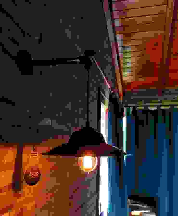 Lamparas Vintage Vieja Eddie Living roomLighting Iron/Steel Black
