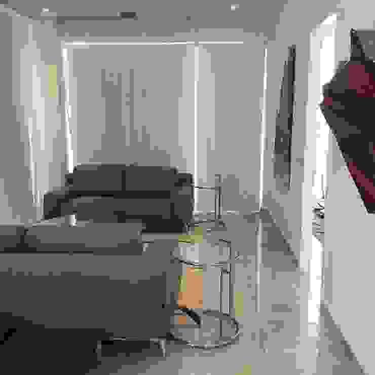 PH D Terrace zona romantica Salones eclécticos de DECO Designers Ecléctico