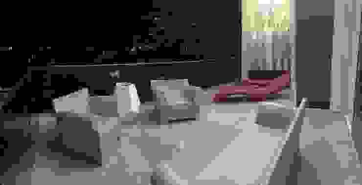 PH D Terrace zona romantica Balcones y terrazas eclécticos de DECO Designers Ecléctico