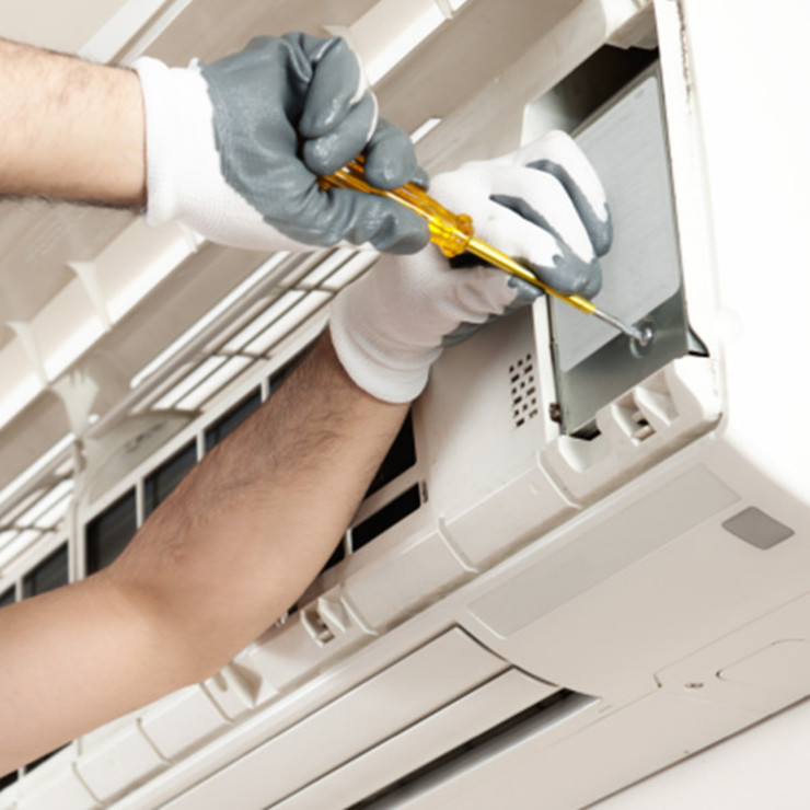 Air Conditioner Maintenance by Fridge Repairs Cape Town