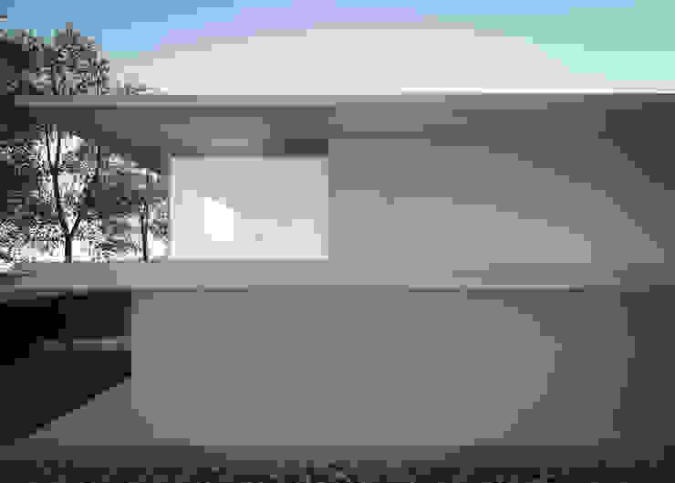 ミニマルな 家 の MIDE architetti ミニマル