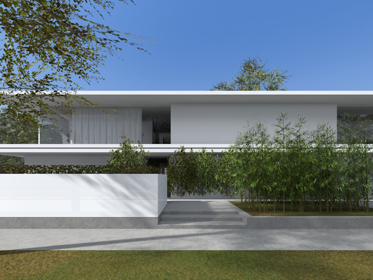by MIDE architetti