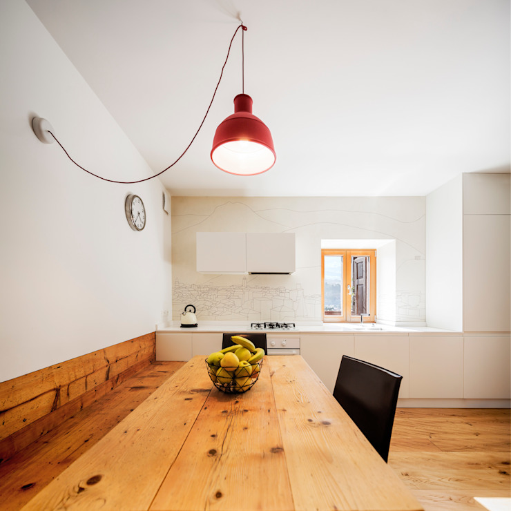 Casa FG Cocinas modernas de raro Moderno