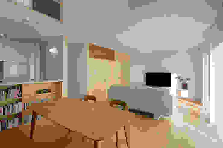 株式会社Fit建築設計事務所 Modern dining room