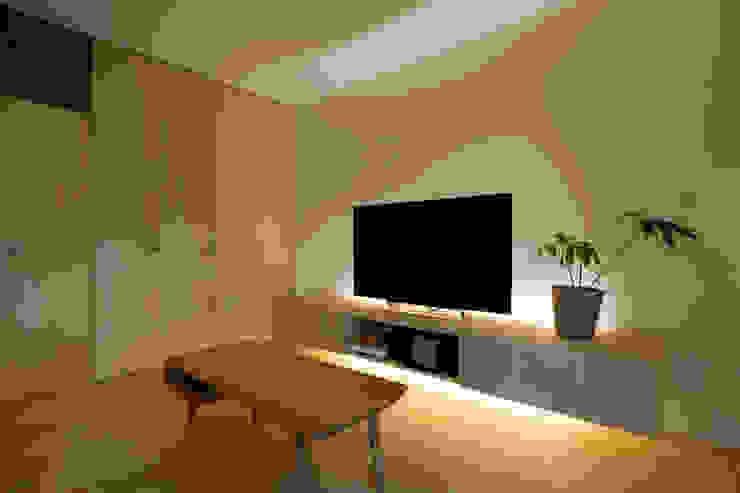 株式会社Fit建築設計事務所 Modern living room