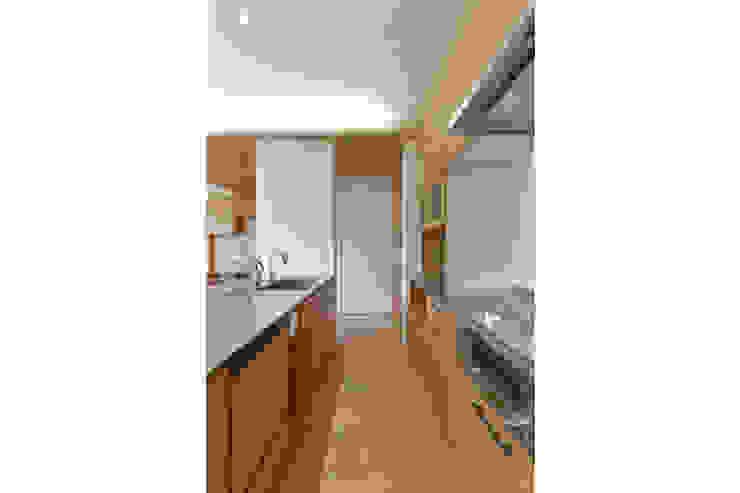 株式会社Fit建築設計事務所 Modern kitchen