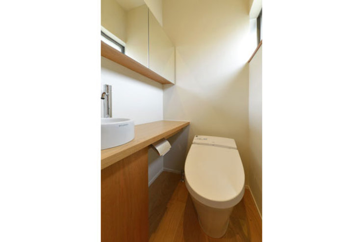株式会社Fit建築設計事務所 Modern bathroom