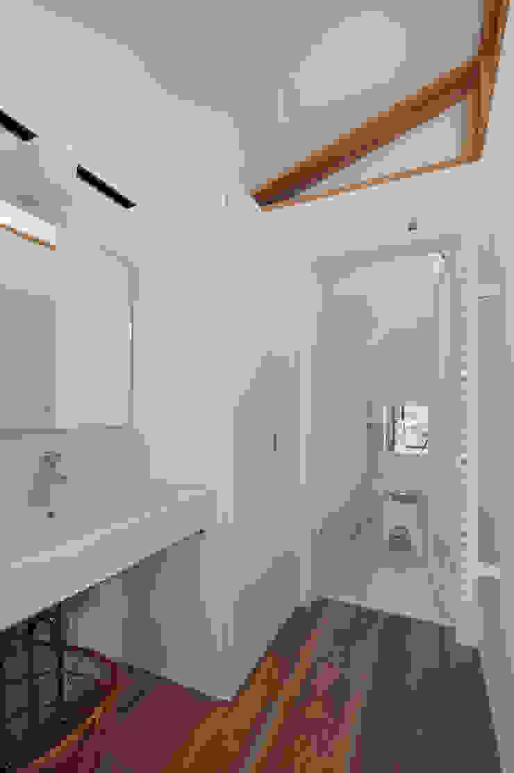 株式会社Fit建築設計事務所 Scandinavian style bathroom