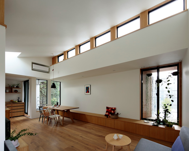 株式会社Fit建築設計事務所 Living room