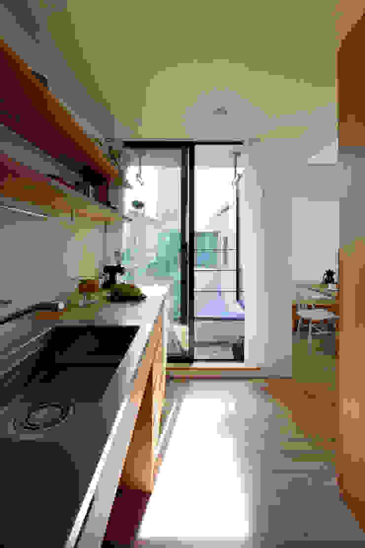 株式会社Fit建築設計事務所 Scandinavian style kitchen