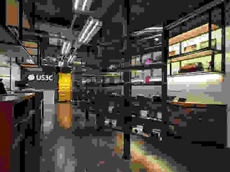 US3C優勢科技-二手3C賣場 設計 根據 光島室內設計 工業風