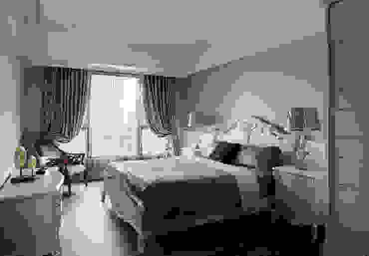 Klassieke slaapkamers van 大荷室內裝修設計工程有限公司 Klassiek