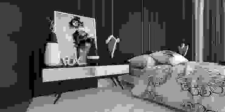 Dormitorios de estilo moderno de KARU AN ARTIST Moderno