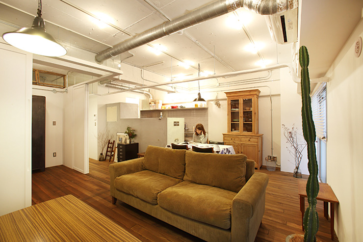 SWITCH&Co. Living room