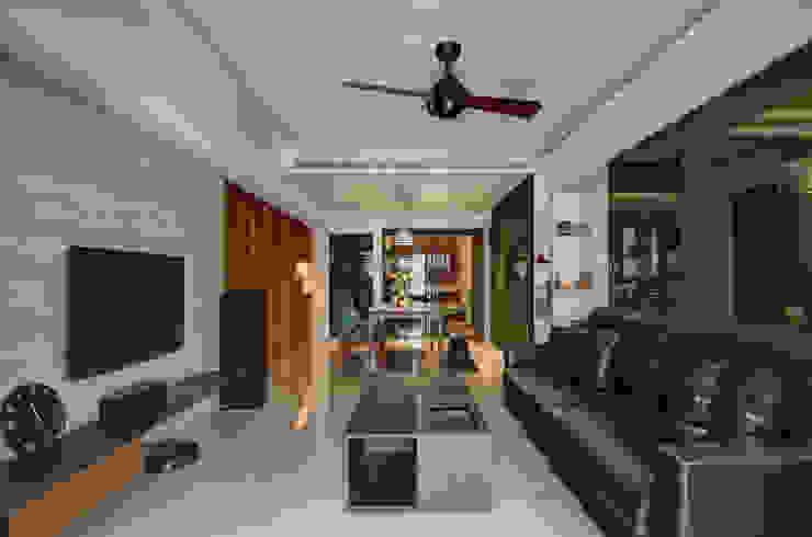 木皆空間設計 Country style living room