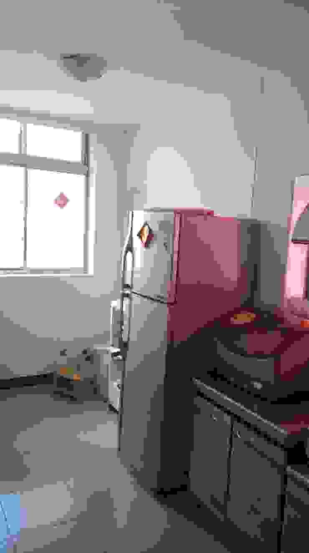 原廚房空間: 現代  by 木皆空間設計, 現代風