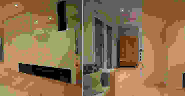 Salas de estar modernas por Studio Maggiore Architettura Moderno