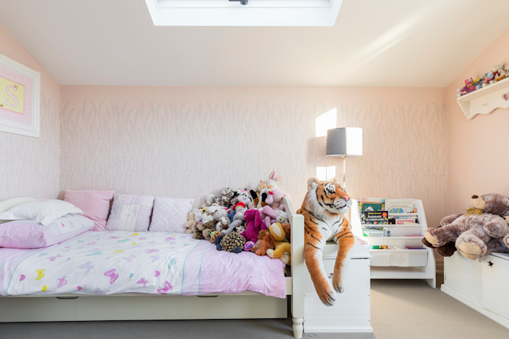 Abbeville Road Modern style bedroom by Orchestrate Design and Build Ltd. Modern