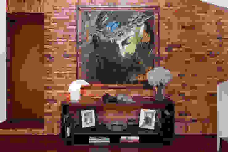 Pormenor decoração Salas de estar modernas por B.loft Moderno