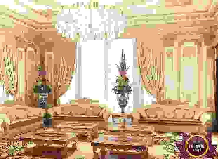 Soggiorno in stile  di Luxury Antonovich Design