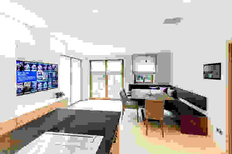 Cuisine de style  par casaio | smart buildings, Moderne