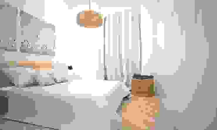 VIA CEVA Camera da letto moderna di LAB16 architettura&design Moderno