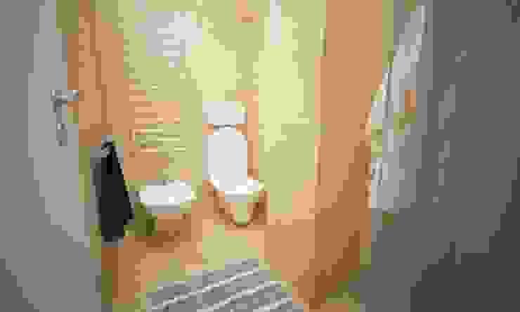 VIA CEVA Bagno moderno di LAB16 architettura&design Moderno
