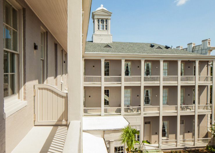 The Saint Anna, New Orleans, LA by studioWTA Classic