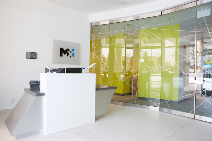 MXI Technologies: modern  by Hay Design Incorporated,Modern