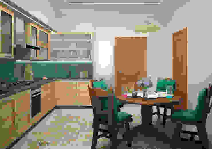 Your Comfortable home Кухня Керамічні Дерев'яні