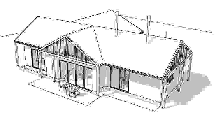 Casa en Talagante de AtelierStudio Rural
