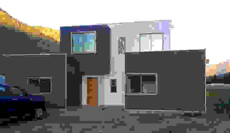 Mediterrane huizen van AtelierStudio Mediterraan