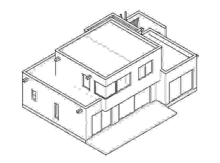 Casa fredes de AtelierStudio Mediterráneo