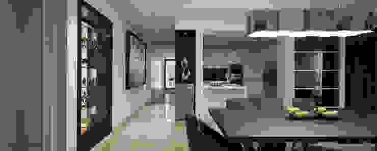 居悅 根據 大荷室內裝修設計工程有限公司 現代風