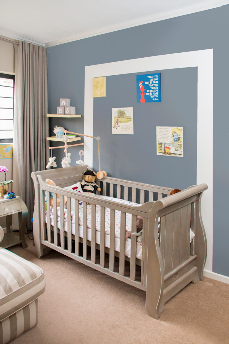 Nursery : minimalist  by Blaque Pearl Lifestyle , Minimalist