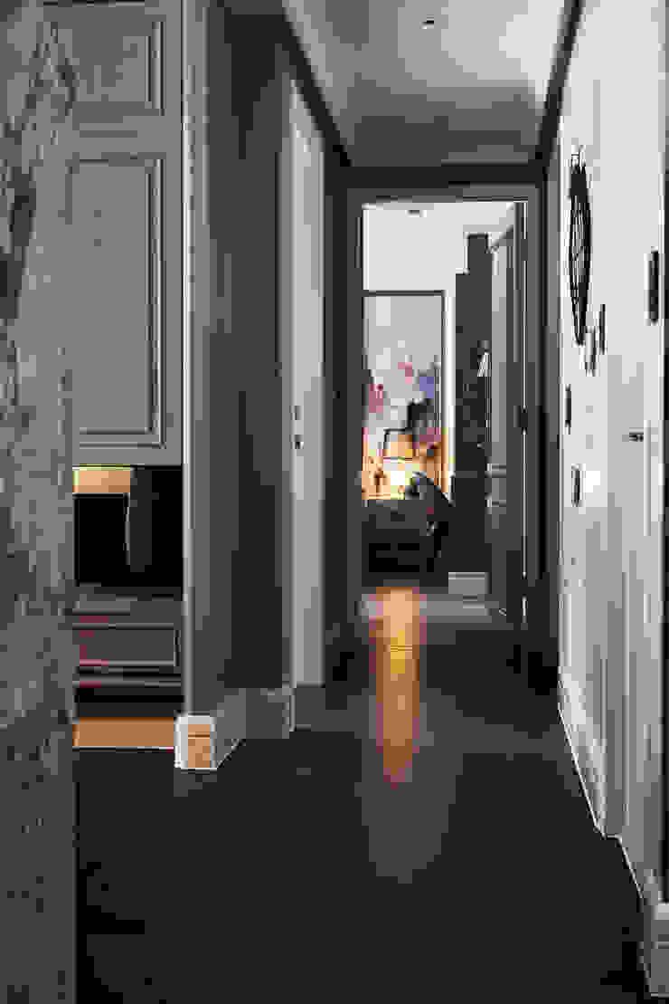 DYD INTERIOR大漾帝國際室內裝修有限公司 Paredes y suelos de estilo clásico Multicolor