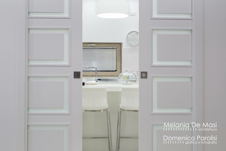 Modern windows & doors by melania de masi architetto Modern