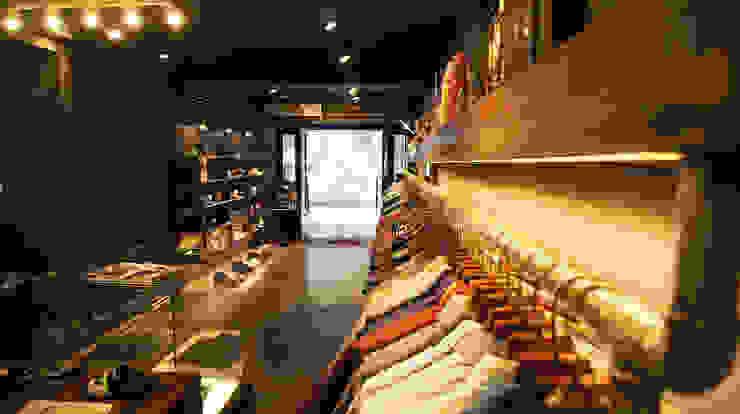 英式紳士風格商業空間 根據 光島室內設計 古典風