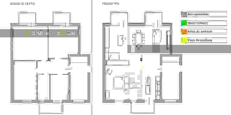 Casa Il Veliero di melania de masi architetto Classico