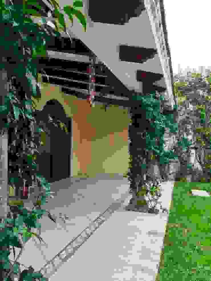 """CASA """"LA PICCOLA ITALIA"""" de SG Huerta Arquitecto Cancun Mediterráneo Caliza"""