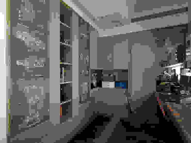 家的風景 大荷室內裝修設計工程有限公司 書房/辦公室