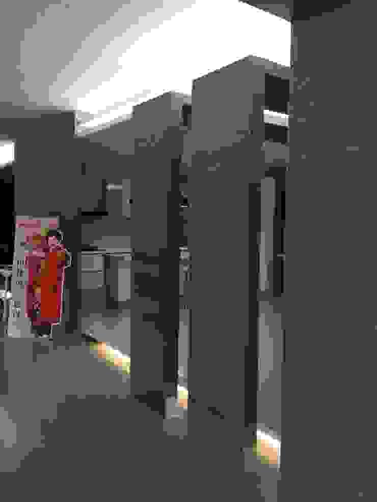 系統展示空間設計規劃 根據 延伸建築 室內設計 EXTENSION DESIGN STUDIO 簡約風