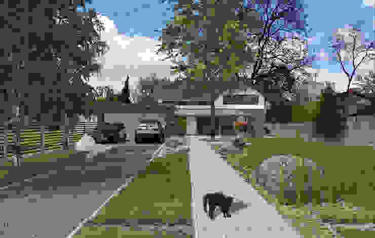 Дома в классическом стиле от ABC Pracownia Projektowa Bożena Nosiła Классический