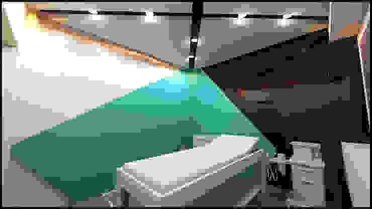 Hülyaca Klinik & Lazer -Epilasyon anılbora3D & İÇ MİMARLIK Modern Ahşap Ahşap rengi