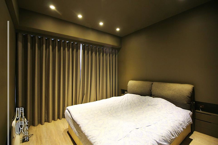 新竹 鄉村簡約 根據 明峴室內設計 簡約風