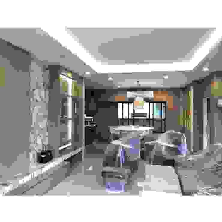 งานออกแบบตกแต่งภายในบ้านเศรษฐศิริ ราชพฤกษ์-จรัญฯ โดย BRAVO I.D. Design & Contractor