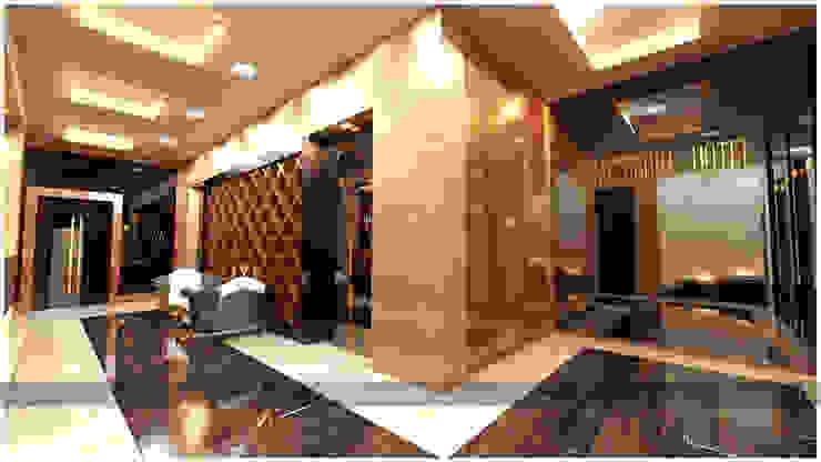 Grand Karot Hotel Modern Oteller anılbora3D & İÇ MİMARLIK Modern Ahşap Ahşap rengi