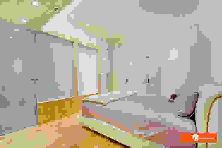 Dormitorios de estilo rural de Unicorn Design Rural
