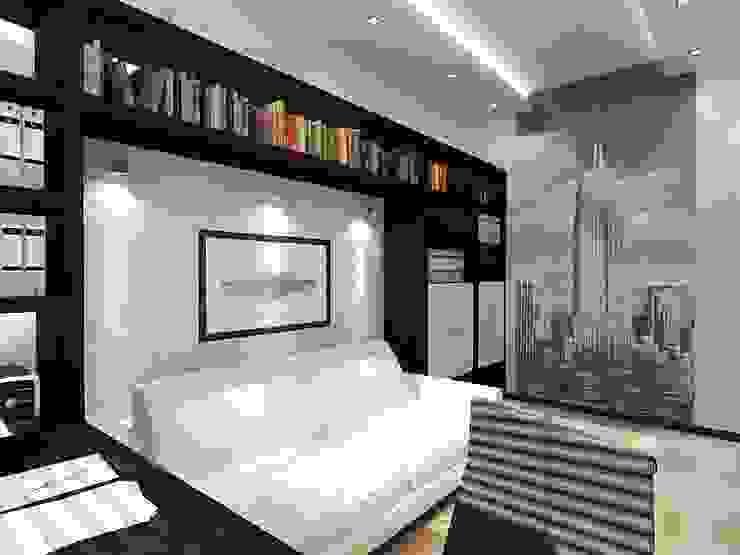 Студия интерьера Дениса Серова Modern study/office
