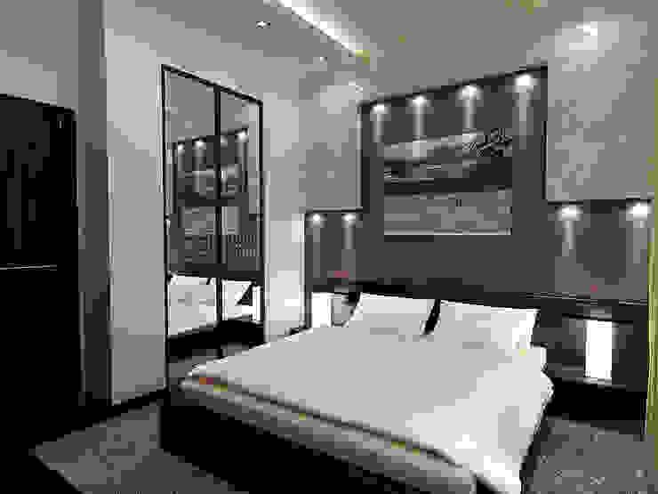 Modern Bedroom by Студия интерьера Дениса Серова Modern
